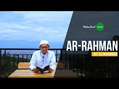 Download Lagu Tilawah Surah Ar Rahman - Merdu - Ustadz Ali Muhammad