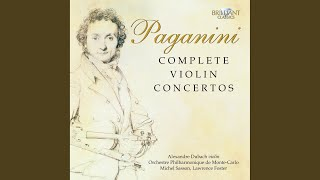 Violin Concerto No. 4 in D Minor, M.S. 60: II. Adagio flebile Con sentimento