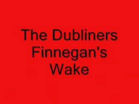 The Dubliners - Finnegan's  Wake