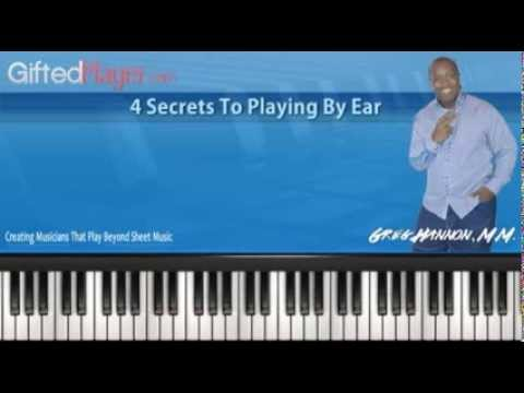 4 Secrets to Learning Any Song By Ear