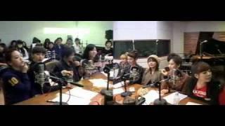 Violent Tiffany vs. Yoona (SNSD - Stick Wit U) @ Byulbam 6/12 Mar19.2010 GIRLS' GENERATION