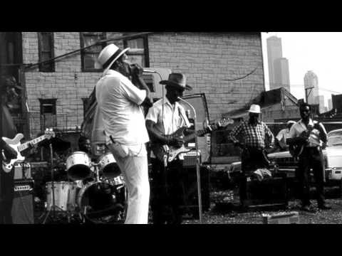 Muddy Waters and the Chicago Blues