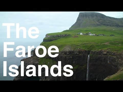 Trailer: Touring the Faroe Islands on a Bike
