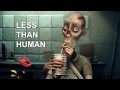 3D Animated Short Film - LESS THAN HUMAN - by The Animation Workshop - Zombie film