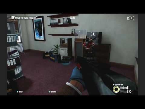 How to reach secret safe in Ukrainian Job Payday 2