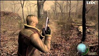 Resident Evil 4 Xbox 360 Gameplay - First 24 Minutes (Scared Commentary Edition)