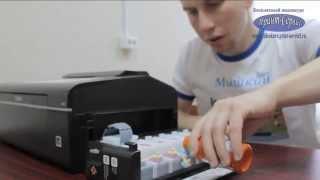 Сублимационная печать (выбираем принтер Epson L800)