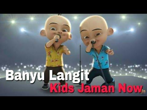 Upin Ipin Parody Lagu Banyu Langit - Nella Kharisma Suara Emas Upin Ipin Full Lirik