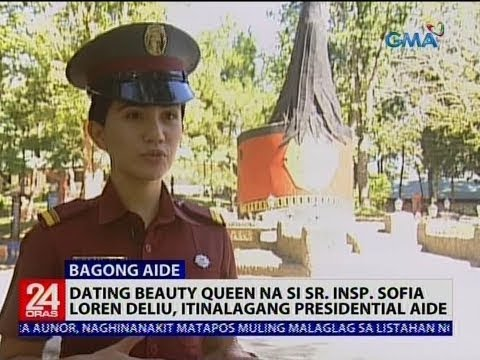 Dating beauty queen na si Sr. Insp. Sofia Loren Deliu, itinalagang presidential aide