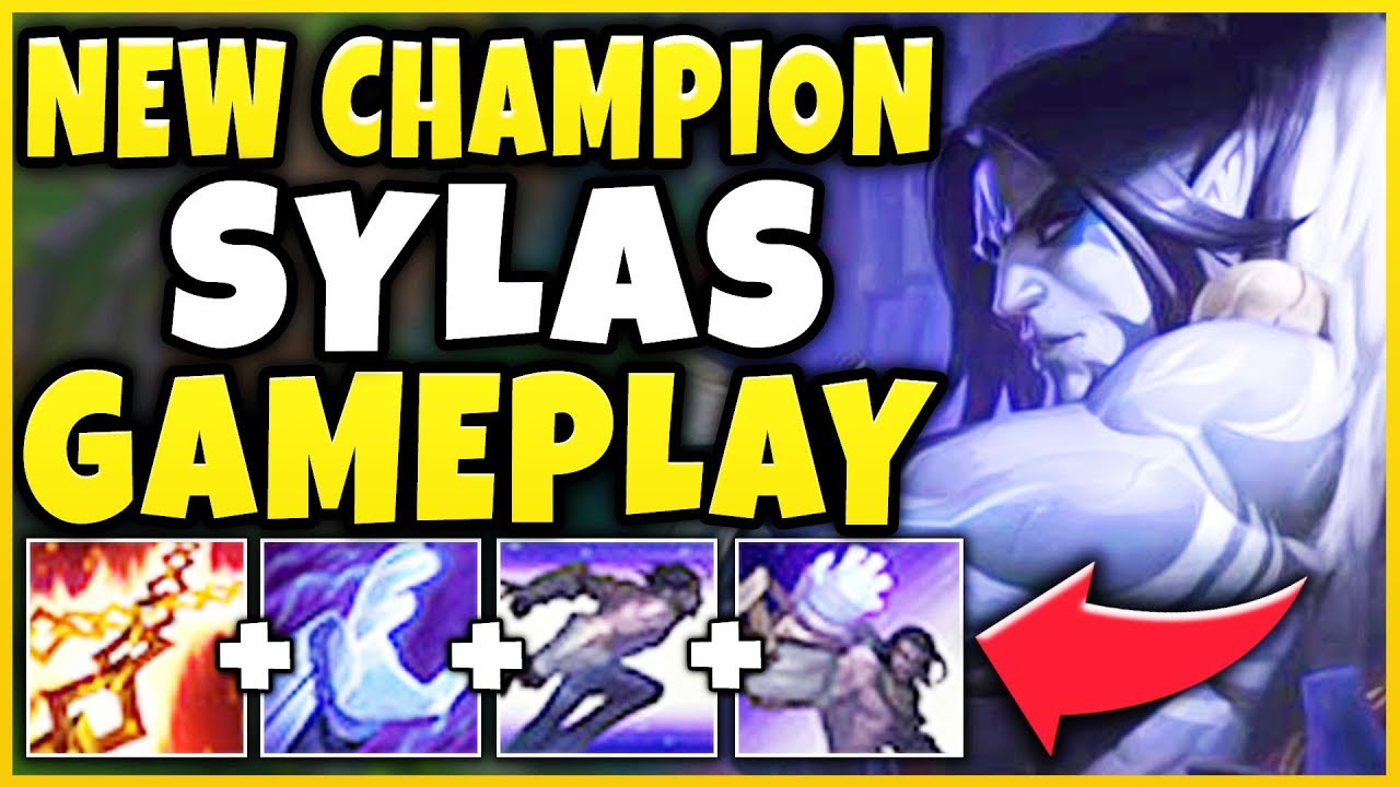 League of Legends: Sylas guide - Tips and Abilities   Metabomb