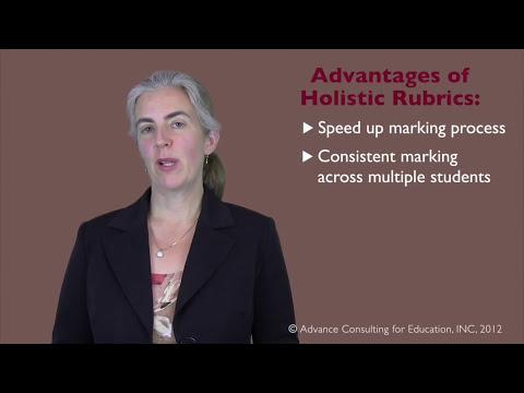 Creating Rubrics for Assessment - Sneak Peek
