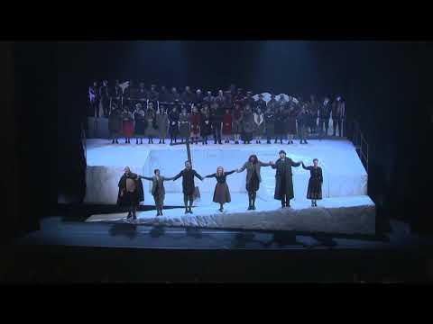 Curtain Call, La Wally (Catalani) DEBUT