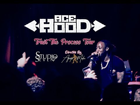 "Ace Hood ""Trust The Process Tour"" Seattle, WA"