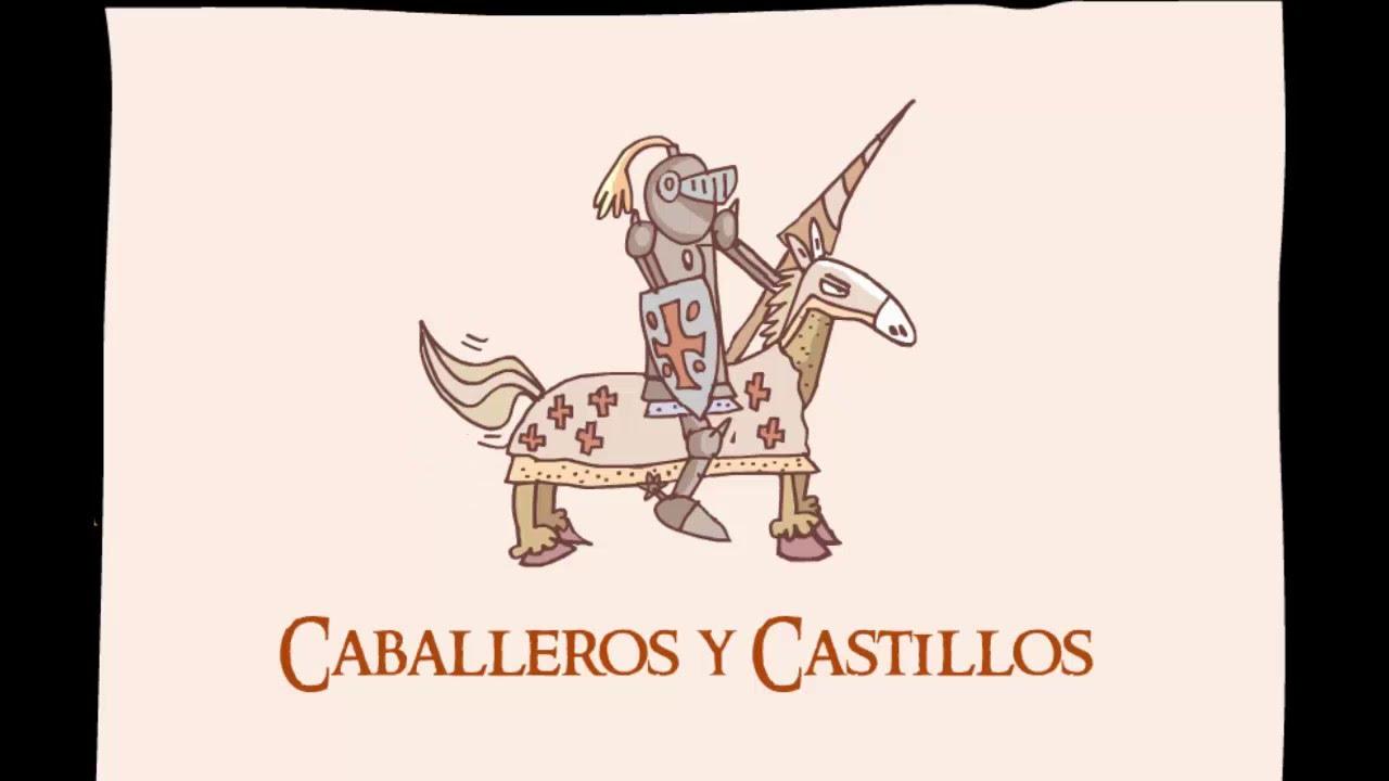 Resultado de imagen de proyecto caballeros y castillos