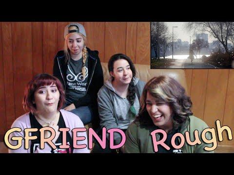 "GFRIEND - ""Rough"" MV Reaction"