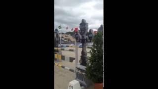 Paris Eiffel Jumping - parcours d'obstacles