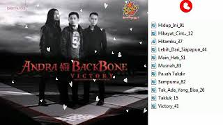 Andra And The Back Bone Full Album - Victory [BattleFly]