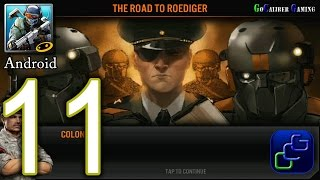 Frontline Commando 2 Android Walkthrough - Part 11 - Episode 8: The Road To Roediger