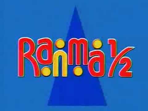 Ranma 1/2 Opening 1 (deutsch)