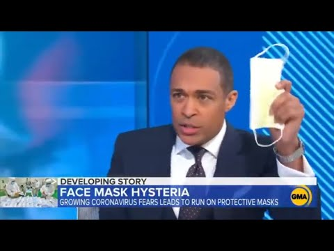 GOOD MORNING AMERICA | Why Are You Wearing A Face Mask?