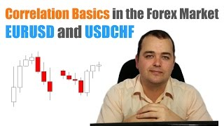 Correlation Basics in The Forex Market - EURUSD and USDCHF