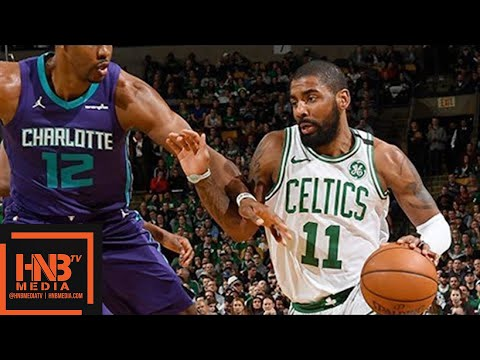 Boston Celtics vs Charlotte Hornets Full Game Highlights / Feb 28 / 2017-18 NBA Season