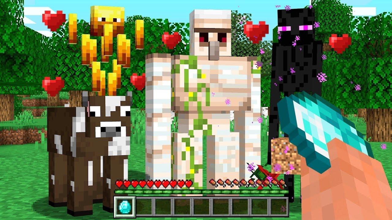 Download Paso Minecraft pero Puedo Domesticar Cualquier Mob