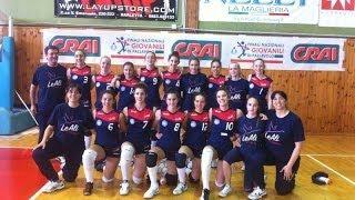 28-05-2014: De Felip Annalisa allenatrice Le Ali PD Volley Project