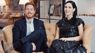 Jill Kargman and Will Kopelman Talk Contemporary Art