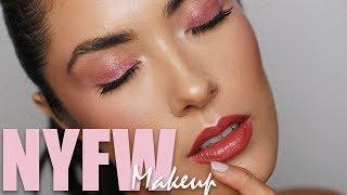 NYFW Inspired Makeup Tutorial | Melissa Alatorre
