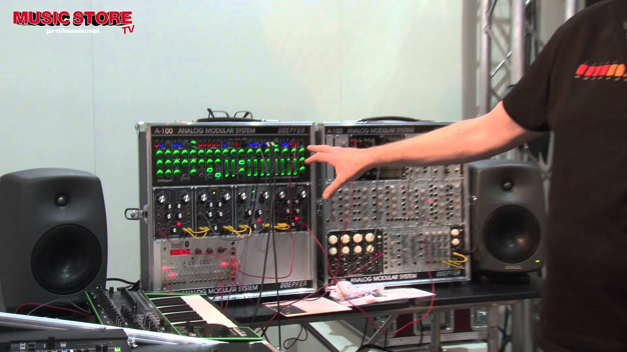 Modular Synthesizer Nl : roland system 1m modular synthesizer und eurorack module musikmesse 2015 youtube ~ Russianpoet.info Haus und Dekorationen