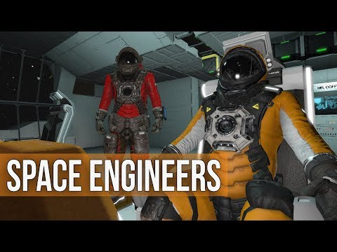 Space Engineers - Deep Space Exploration  (Modded Survival Coop) Ep 24