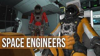 Space Engineers - Deep Space Exploration  (Modded Survival Coop) Ep 24