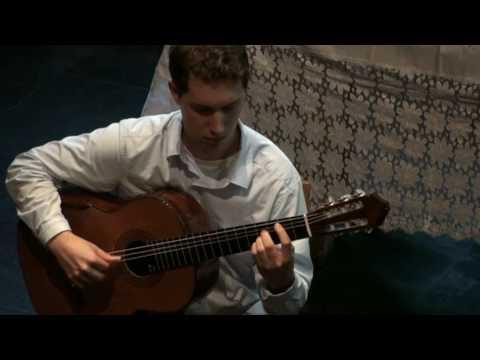 Asturias by Isaac Albeniz - Live