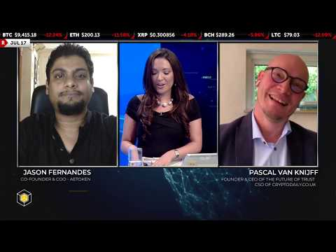 Crypto Now 7-17- Markets BloxLive TV