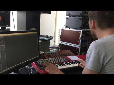 Lorenz Rhode - Xpandau (live synth session) Risa EP [Dirt Crew Recordings]