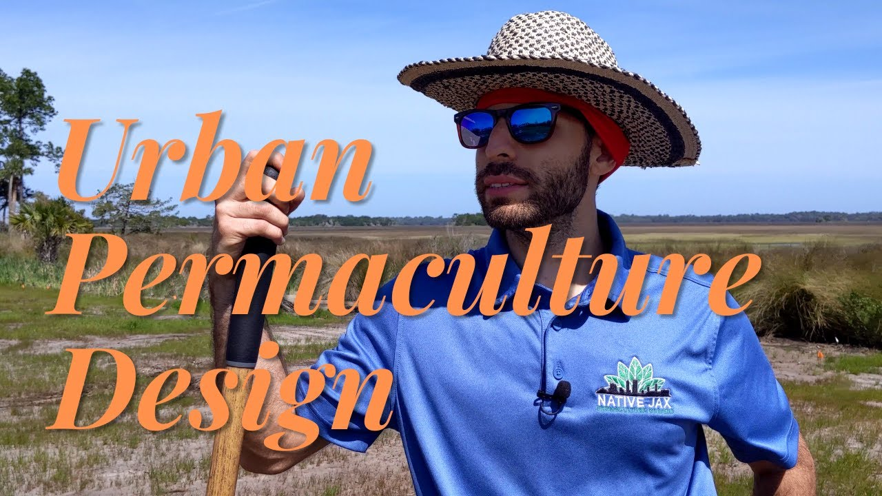 Urban Permaculture Design - Step 1 - Observing & Designing Properties - Welcome to NativeJAX!