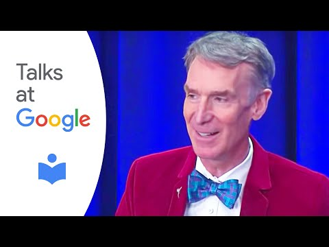 """Bill Nye: """"Undeniable: Evolution and the Science of Creation"""" NYC   Talks at Google"""