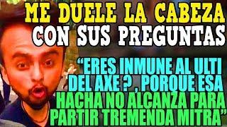 IWO CON DOLOR DE CABEZA SE PONE A RESPONDER LAS PREGUNTAS MAS TROLLS DE SUS FANS