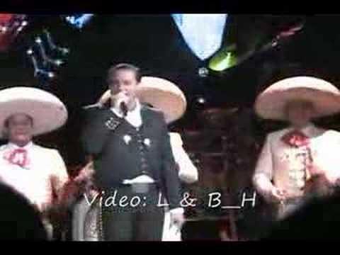 Luis Miguel, México Lindo y Querido (Mariachi, popurrí-2)