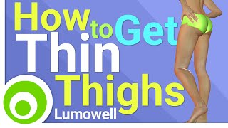 How to Get Thin Thighs in 5 Minutes