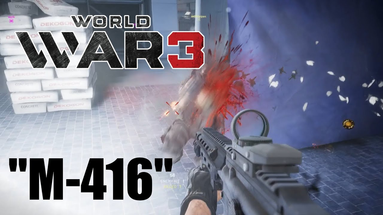 Some Patch 0 5 points - World War 3 gameplay