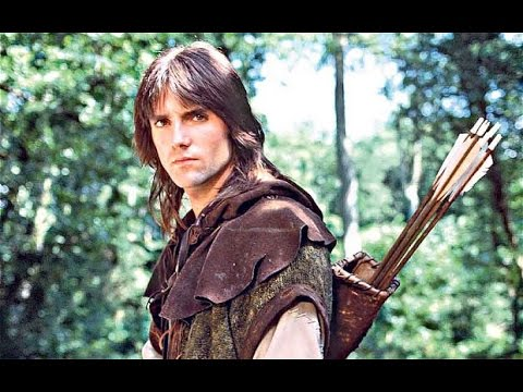 Robin Hood Of Loxley Sherwood 80's Actor Michael Praed Life Story Interview Robin Hood