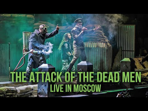 Sabaton - The Attack of the Dead Men (Feat. RADIO TAPOK) [Live in Moscow]