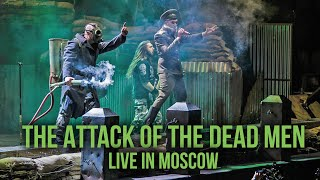 Sabaton — The Attack of the Dead Men (Feat. RADIO TAPOK) [Live in Moscow]