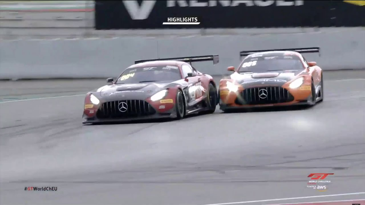RACE 1 - Barcelona - HIGHLIGHTS - Motor Informed