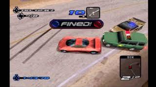 Need For Speed 3 Hot Pursuit | Redrock Ridge | Hot Pursuit Race 218