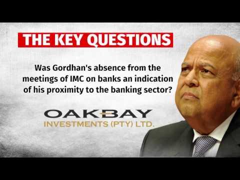 Finance Minister on Guptas 3