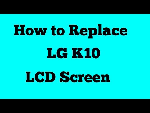 lg k10 lcd replacement