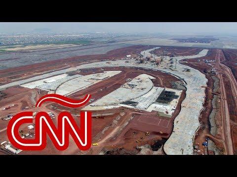Decisión de AMLO de cancelar nuevo aeropuerto afecta clima de inversión en México